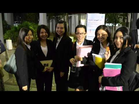 Law Students' Montage Video - MMU Law Night 2014