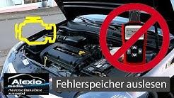 💡Astra H, Zafira B (Benziner)Fehlerspeicher auslesen ohne Diagnosegerät- Read out fault memory
