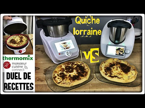 duel-de-recettes-:-quiche-lorraine-(thermomix-tm6-vs-monsieur-cuisine-connect-par-sand-cook&look-)