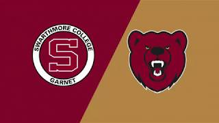 Swarthmore Softball Highlights vs. Ursinus (Game one // April 7, 2018)