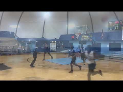 Walt Andrews 6'4 Point Guard freshman Year 2019-2020 Springfield Commonwealth Academy