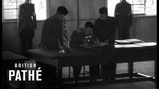 Selected Originals - Korean Truce Signed (1953)