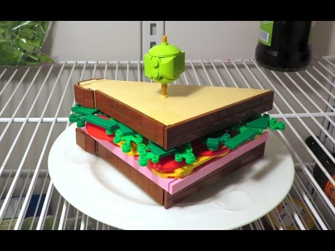LEGO Sandvich - Team Fortress 2