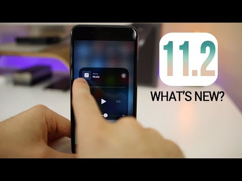 iOS 11.2 Beta 1 Released - It's FINALLY Fixed!