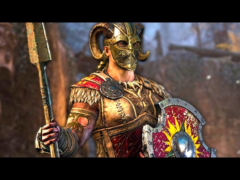 ESSAYONS LA VALKYRIE | For honor #5