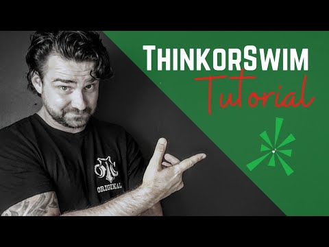How to use TD Ameritrade ThinkOrSwim✔️ for Day Trading 2020 | ThinkorSwim Tutorial for Day Traders from YouTube · Duration:  13 minutes 15 seconds