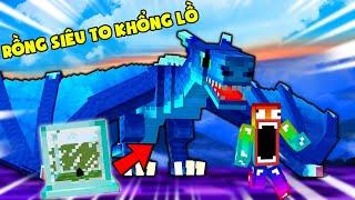 Minecraft Vua Rồng #31 : Rồng Siêu To Khổng Lồ ?  Phần 1