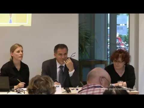 Miko Peled - Diskussion am 30. Juni 2015 in Berlin