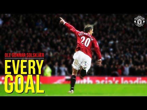Every Goal | Ole Gunnar Solskjaer | Manchester United Mp3