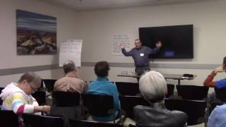 """When Did the Jews Become Modern?"" David Benkof at Limmud Arizona"
