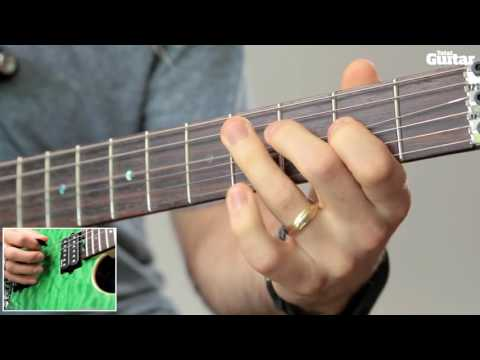 Guitar Lesson: Learn how to play Rival Sons - Tied Up