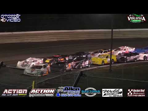 Florida Late Models Challenge Series Race #1  Volusia Speedway Park  3/23/19
