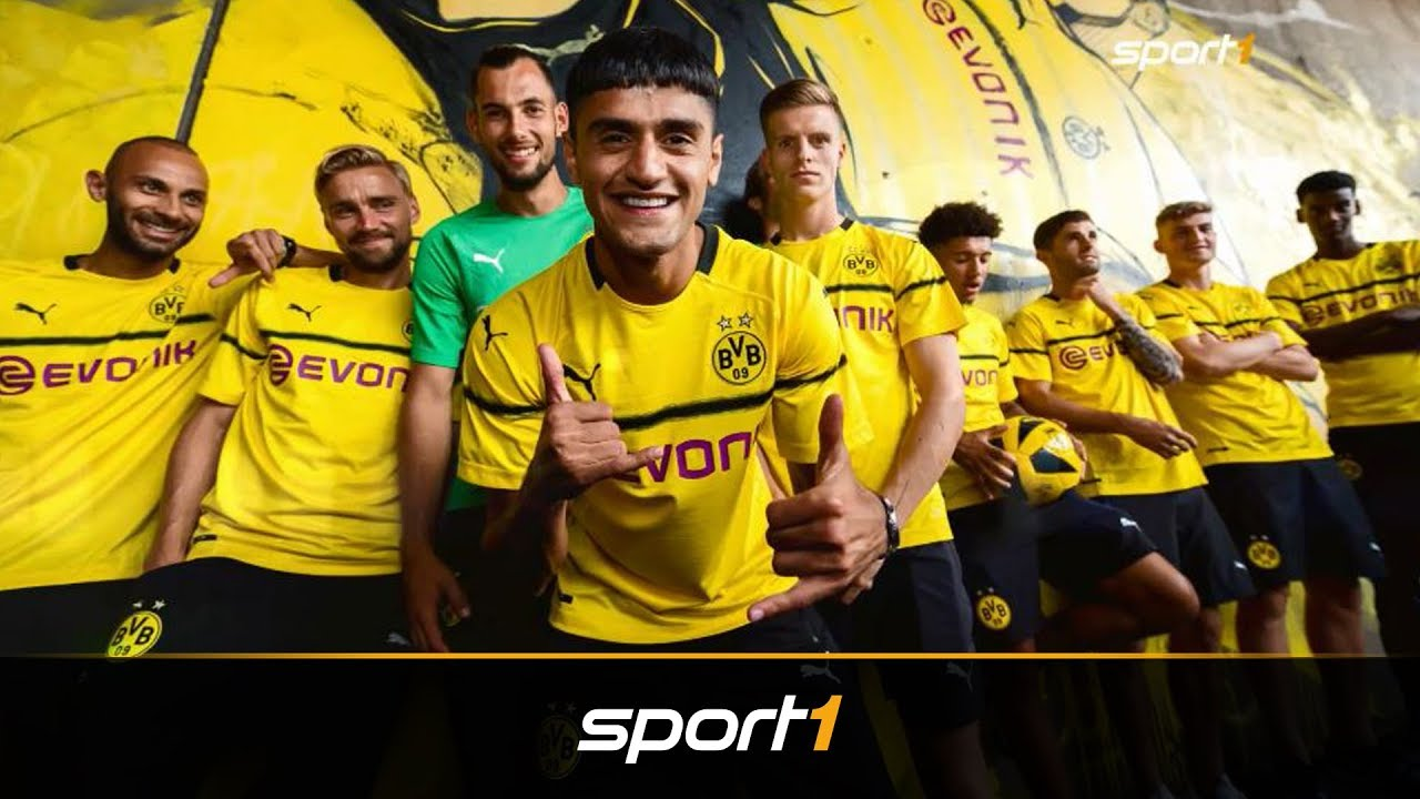 So plant Borussia Dortmund den Großangriff auf Bayern München | SPORT1