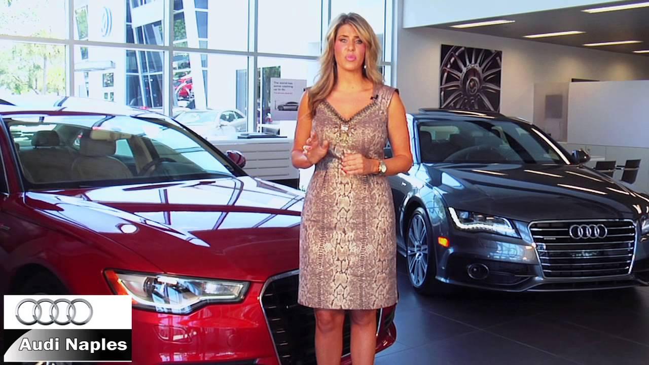 AUDI NAPLES Web Video YouTube - Audi naples
