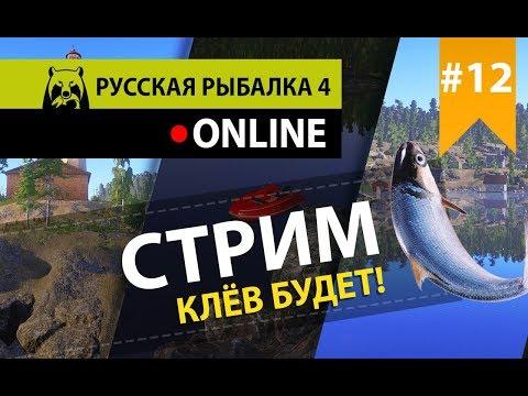 Русская рыбалка 4. Заработок опыта и серебра.
