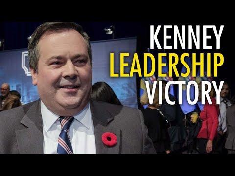 """Left """"frantic"""" over Jason Kenney's majority UCP leadership win"""