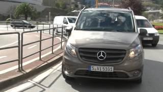 Тест-драйв Mercedes Vito (Испания)