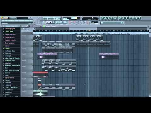 Madonna & Avicii - Addicted  (Fl Studio)