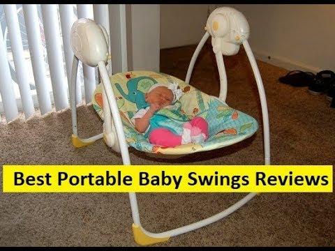Top 3 Best Portable Baby Swings Reviews In 2019