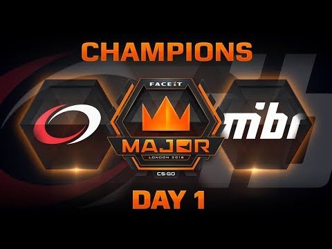 Complexity vs MiBR - Inferno (FACEIT Major: London 2018)
