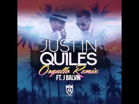 J balvin ft Justin quiles - orgullo 2015
