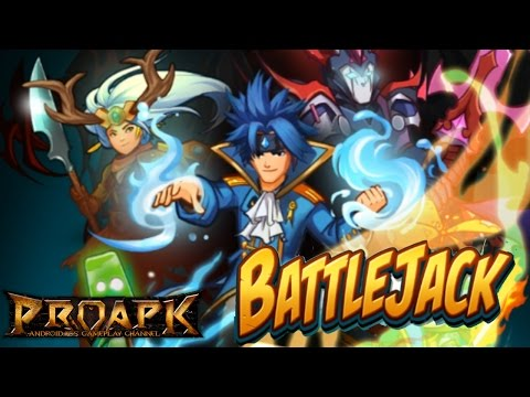 Battlejack Gameplay IOS / Android