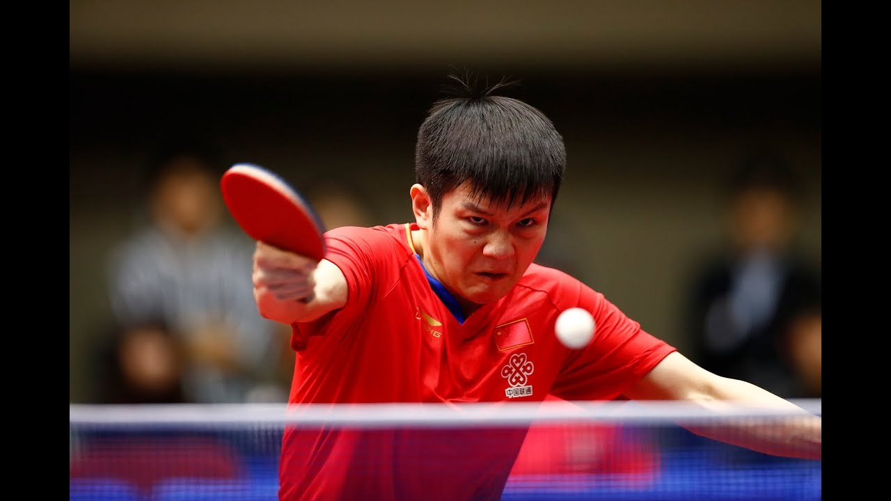 Fan Zhendong Vs Liang Jingkun China Super League 2019
