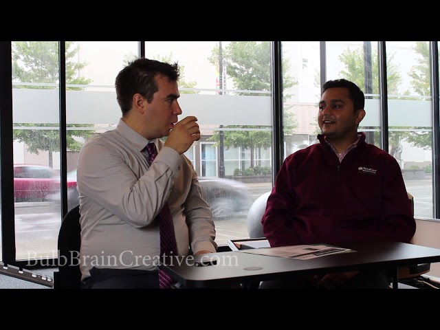 Interview with Sanket Gohil of Novacare 6 corners, Chicago Portage Park