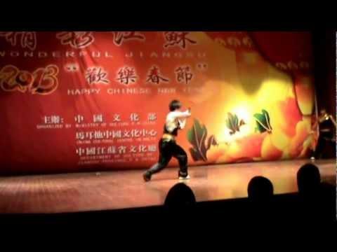 MALTA: Chinese New Year 2013 - Grand Art Performance by Jiangsu Art troupe China