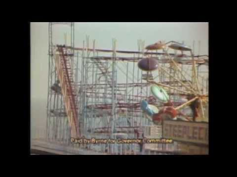NJ Gov. Brendan Byrne 1977 Campaign Ad (redevelopment of Atlantic City)