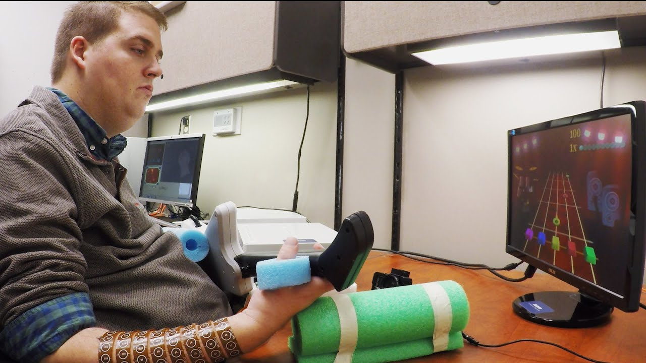 Brain Implant Helps Paralyzed Man Move