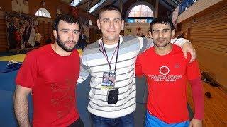 Мастера спорта – в гостях у сборной России по дзюдо