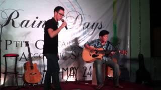 PTIT Guitar Club - Bay Qua Biển Đông (Việt ft. Ken, Rain) @ On Rainy Days