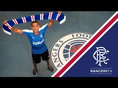 INTERVIEW | James Tavernier Signs For Rangers