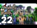 Minecraft: Decidedly Vanilla ▫ Mojang's New Textures! (S4 Ep.22)