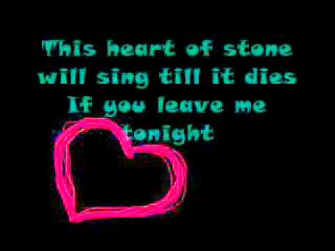 Secondhand Serenade-Stay Close, Dont Go lyrics on screen :)