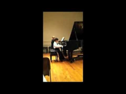 Isaac Cohen Plays Bach
