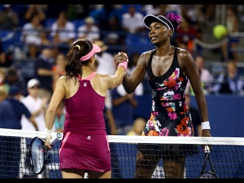 Zheng Jie VS Venus Williams Highlight 2013 R2