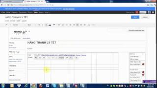 iNET - Chèn hình ảnh vào Google Sites (2)