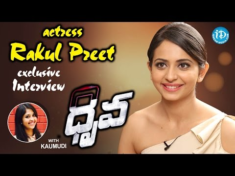 Rakul Preet Singh Exclusive Interview || #Dhruva || Talking Movies With iDream #225