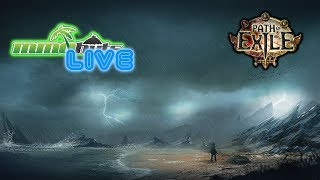 Mmohuts Live - Path Of Exile Gameplay!  10/12/17