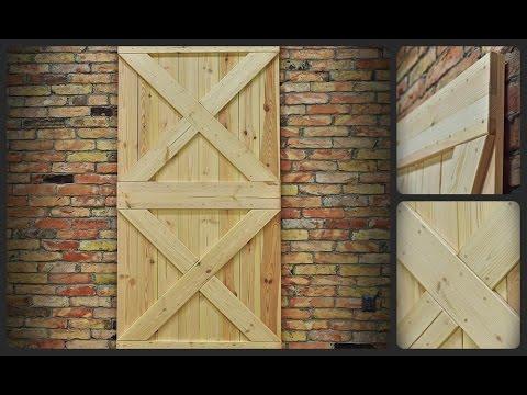 Drzwi Drewniane Do Systemow Przesuwnych 2xx Rustykalneuchwyty Pl