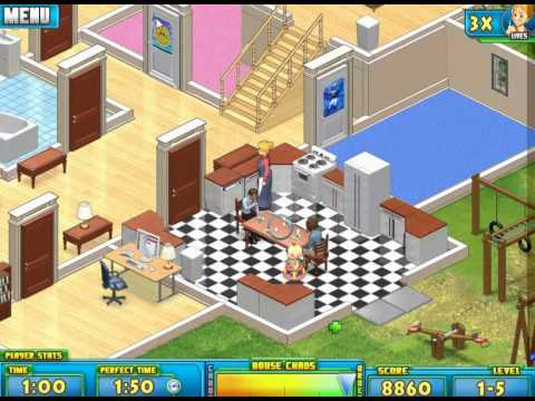 Nanny Mania - (free Full Game)