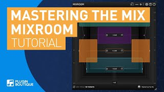 Mixroom by Mastering the Mix | Tutorial | How to Create Custom EQ Curve Targets