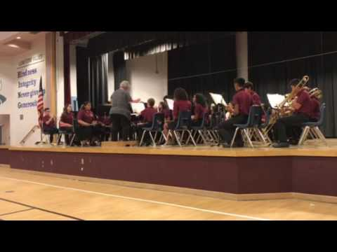 Awesome performance by MLK Jr. Middle School of Oside 5/16/2017