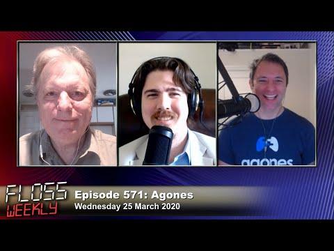 Agones - FLOSS Weekly 571