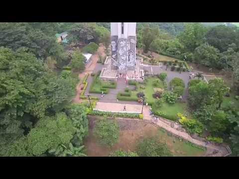 Mt. Samat Memorial Cross, Pilar, Bataan.