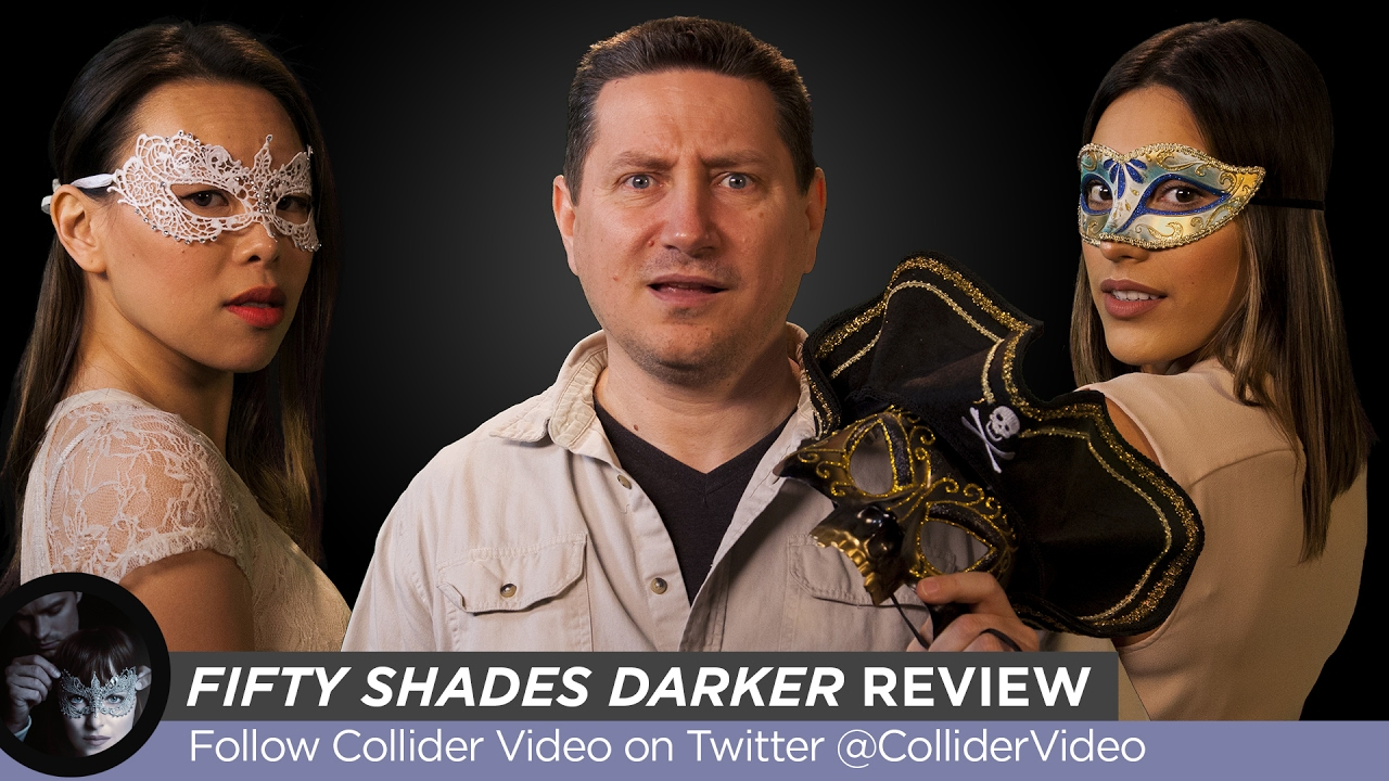 Fifty Shades Darker Review Non Spoiler Youtube
