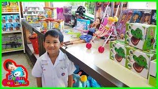 น้องบีม | ร้านของเล่นหน้าโรงเรียน Toys