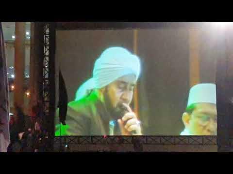 Habib syech di Islamic Center